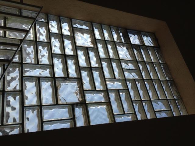 Glasbausteine die sch nen energies nder energiesparen leicht gemacht - Glasbausteine durch fenster ersetzen ...