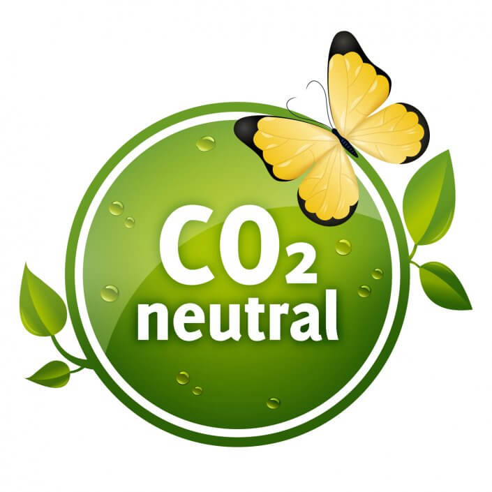 CO2 neutrale Ernährung