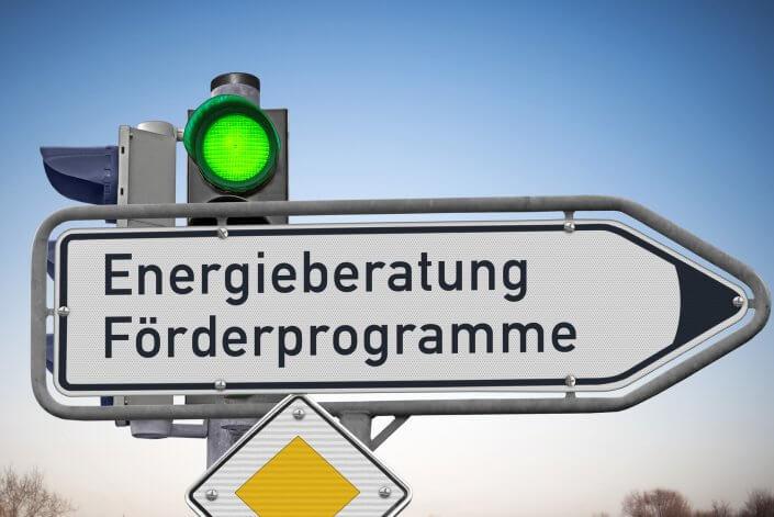 Energieberatung Förderprogramme